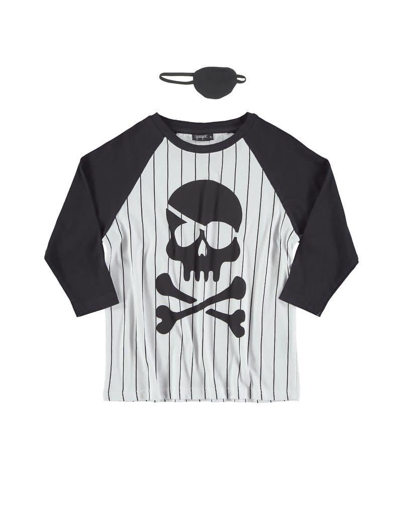Yporque Yporque Pirate Tee Baseball