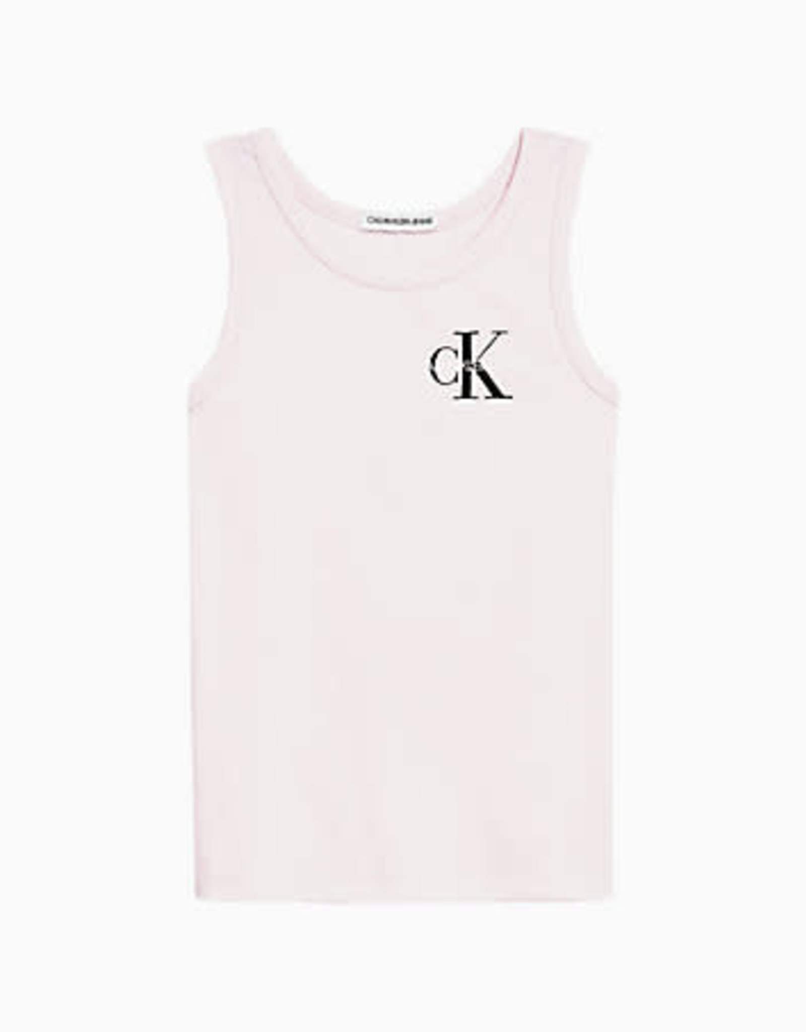 Calvin Klein Small Monogram Sleeveless Top