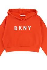 DKNY Sweatshirt Bright Red mt 8