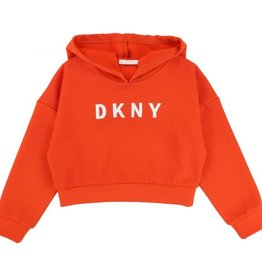 DKNY Sweatshirt Bright Red maat 128
