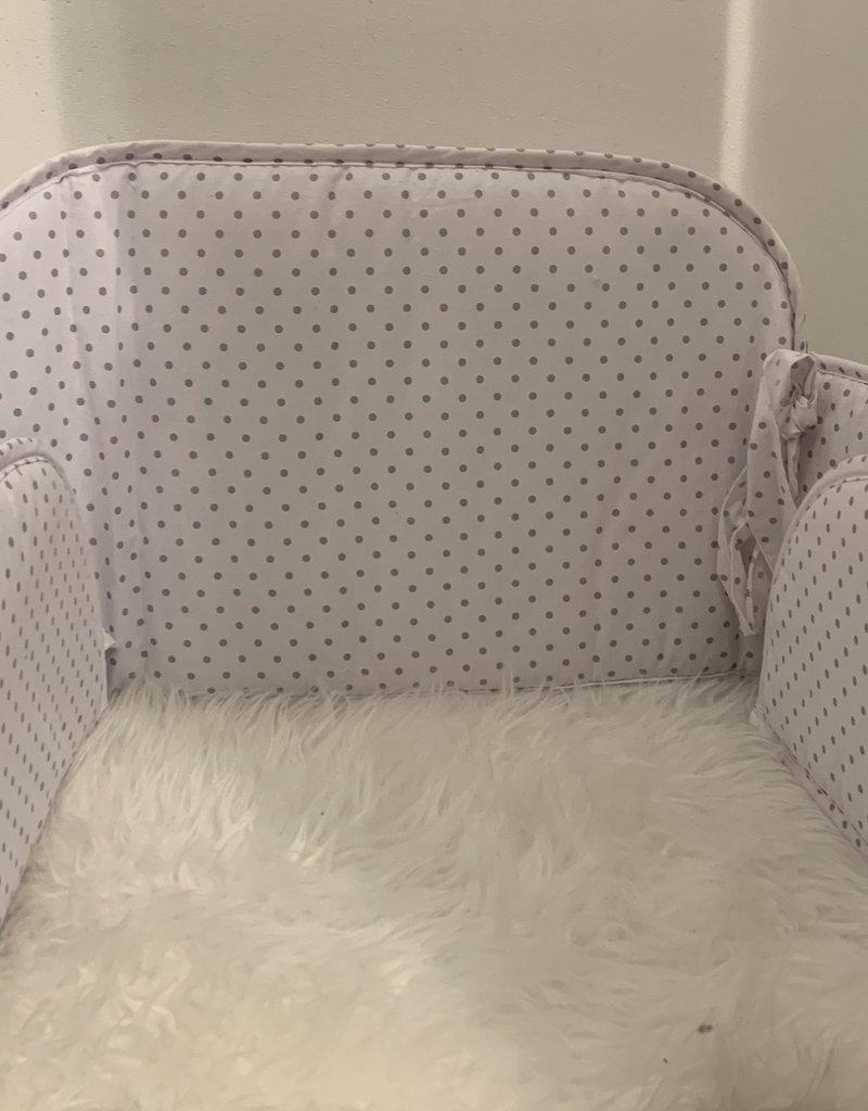Lorita baby box/bed hoofdbeschermer