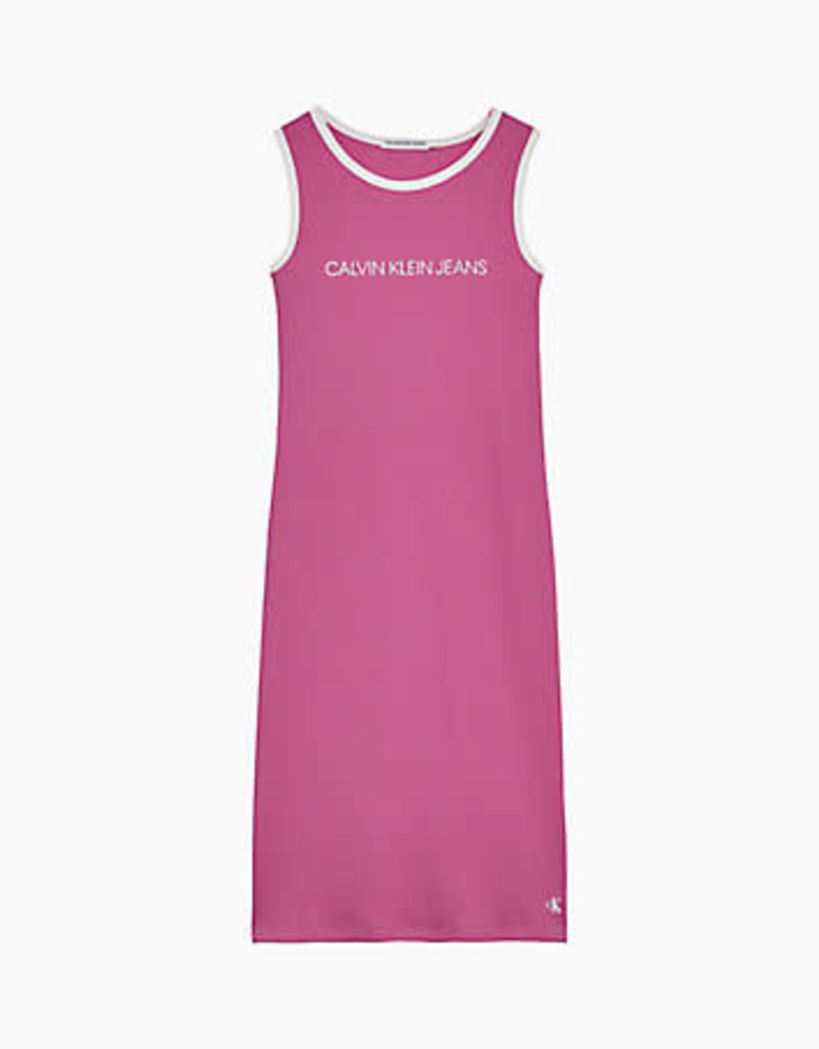 Calvin Klein Institutional Rib Tank Dress
