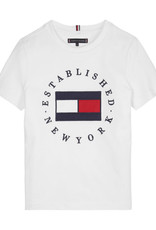 Tommy Hilfiger Th Flag Tee S/S P01