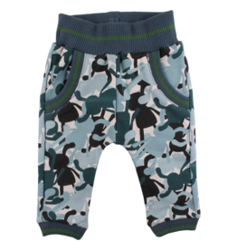 Small Rags Sweatpants Camouflage