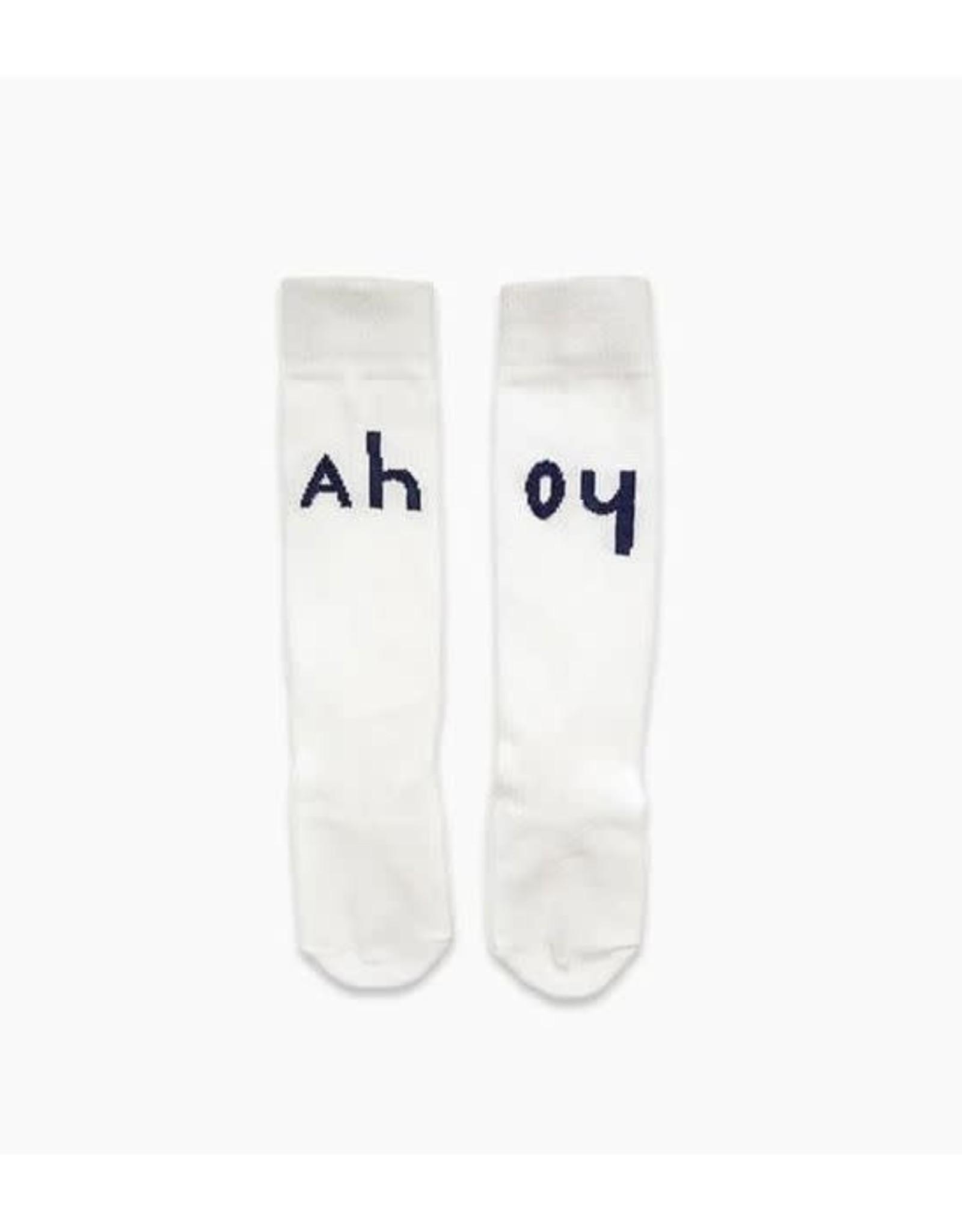 Sproet & Sprout Knee Socks AH OH