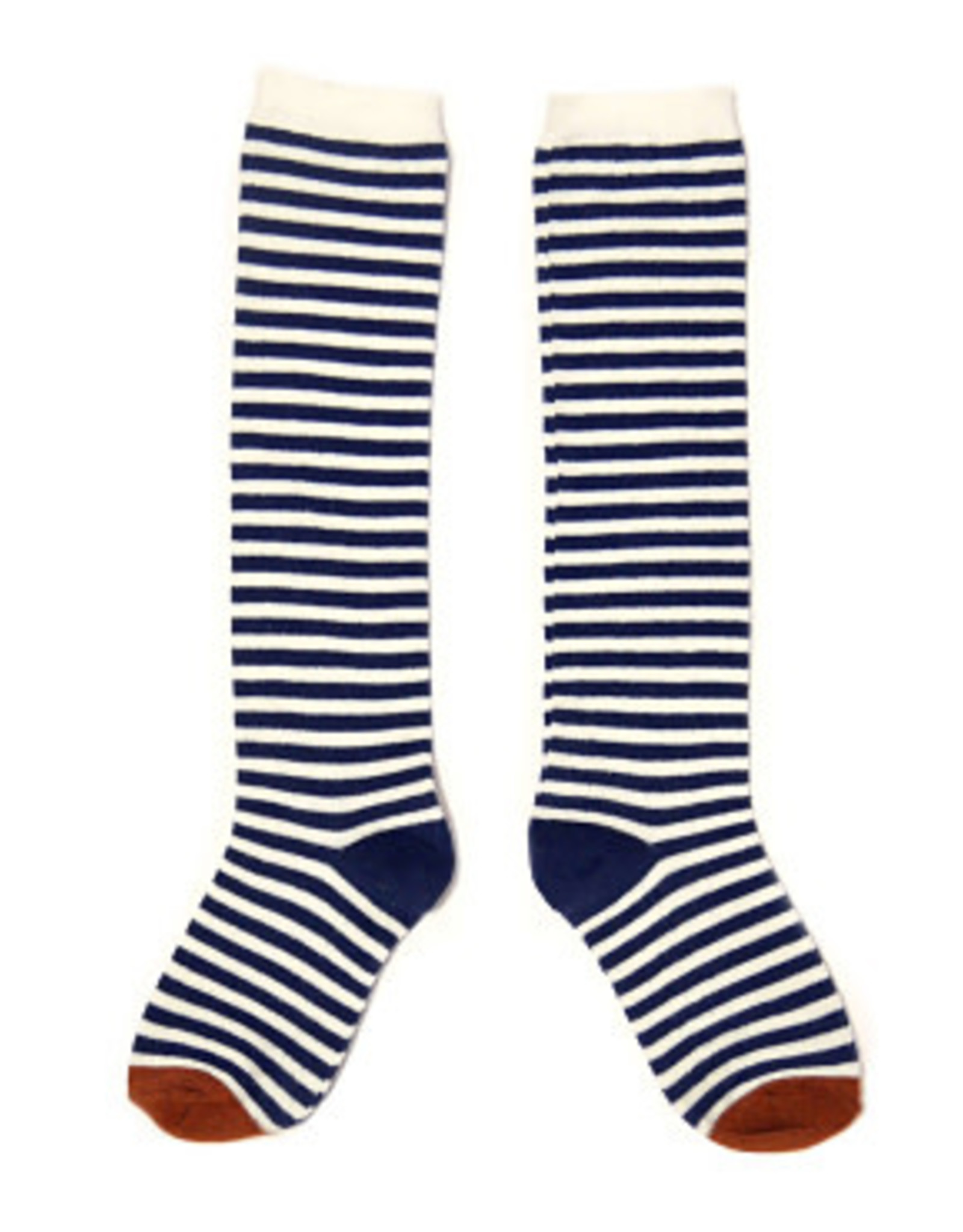 Sproet & Sprout Knee Socks Stripes mt 0-6 mnd