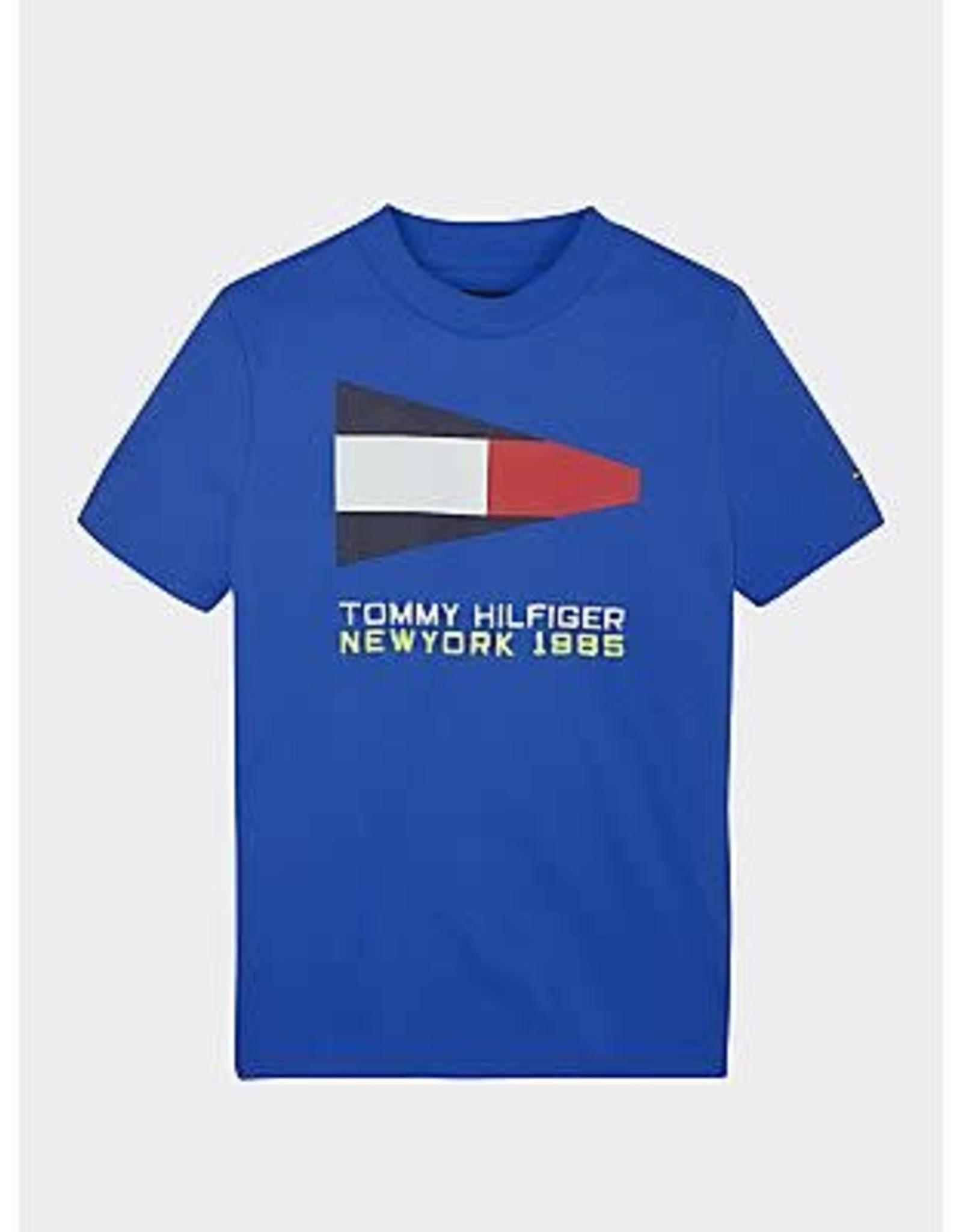 Tommy Hilfiger Tommy Flag Sailing Gear Tee