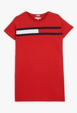 Tommy Hilfiger Flag Jersey Dress S/S