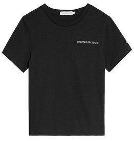 Calvin Klein Chest Logo Top