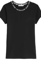 Calvin Klein Logo Intarsia SS T-Shirt