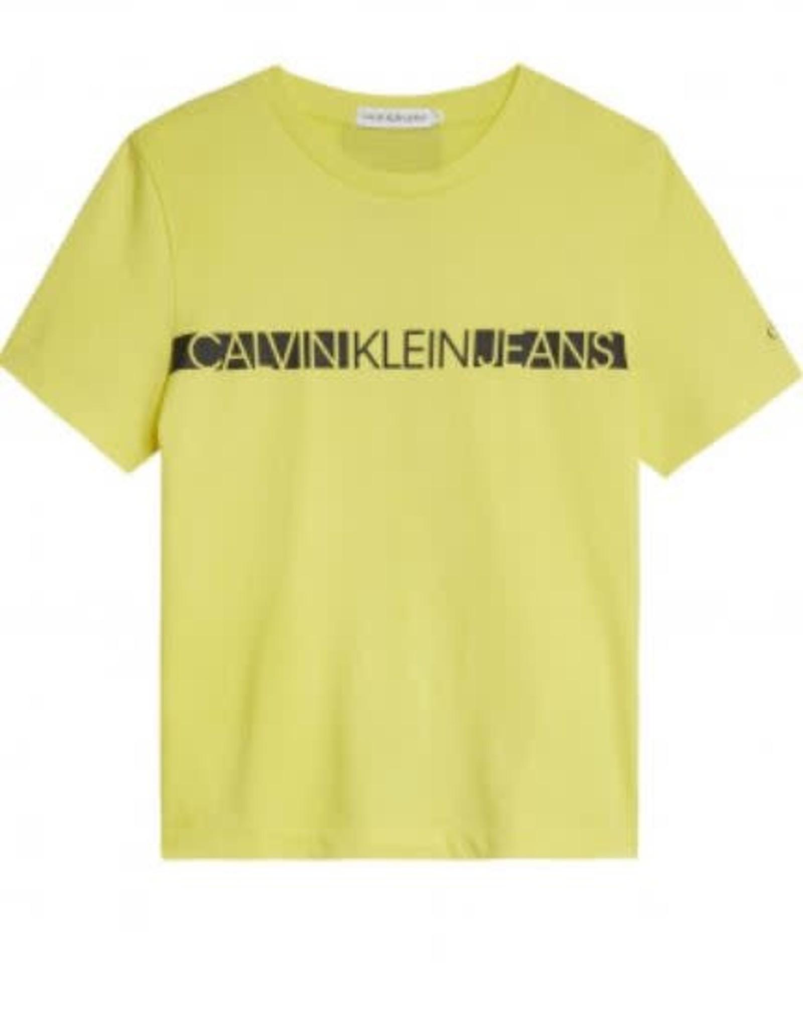 Calvin Klein Hero Logo SS T-Shirt