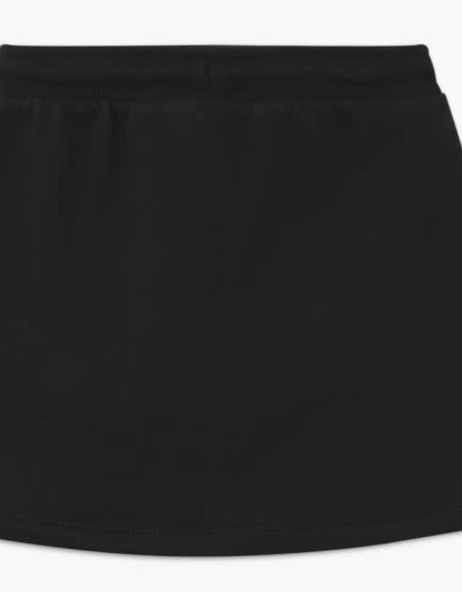 Calvin Klein Monogram Stripe Knit Skirt