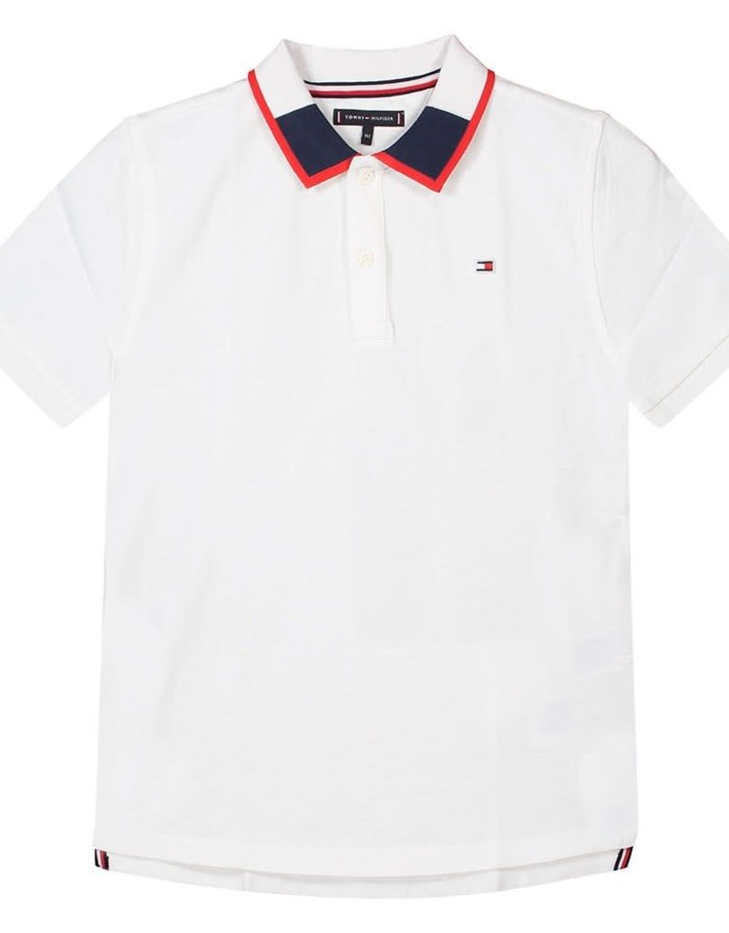 Tommy Hilfiger Intarsia Collar Polo S/S