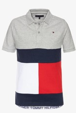 Tommy Hilfiger Colorblock Flag Polo S/S