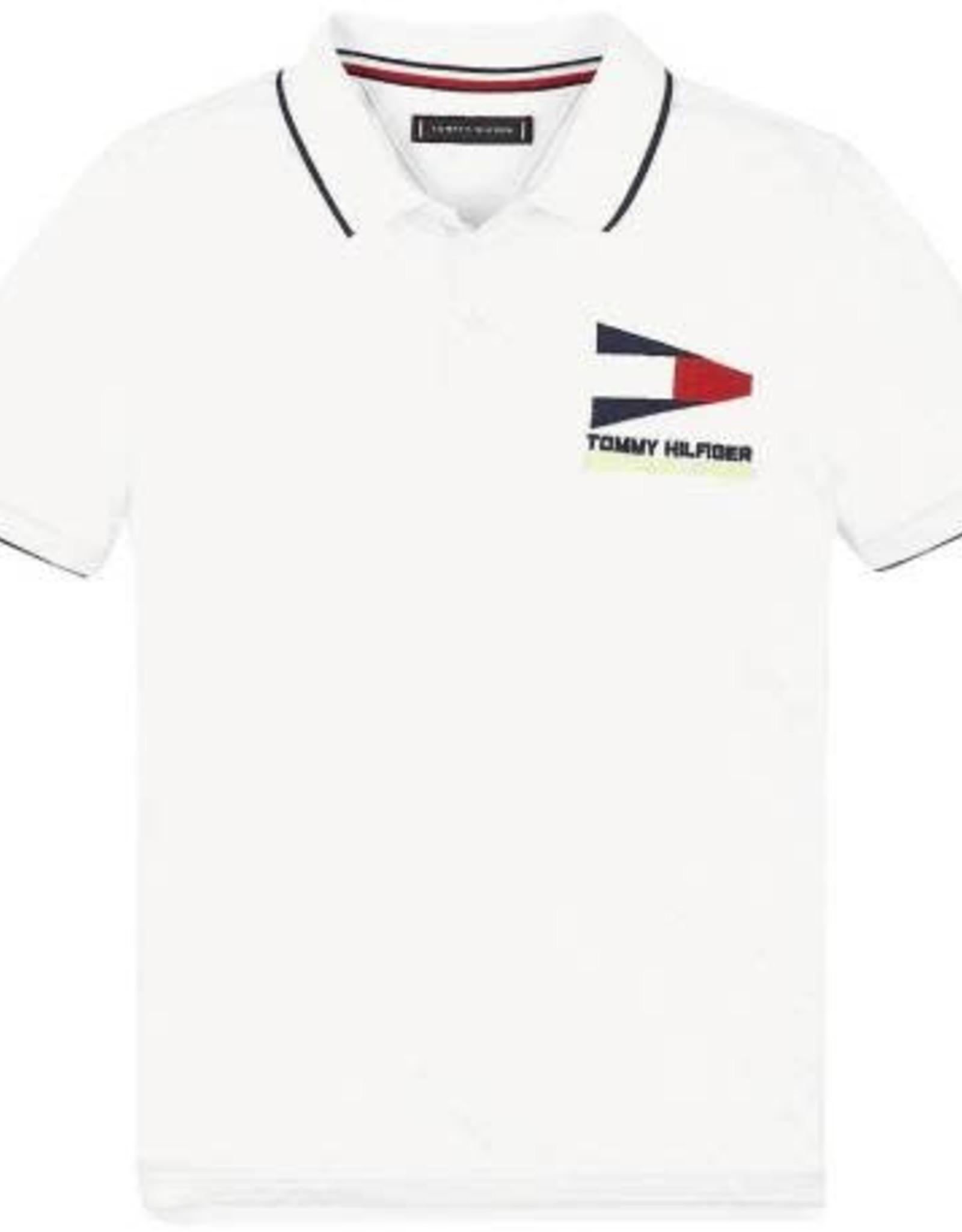 Tommy Hilfiger Badge Polo S/S YBR
