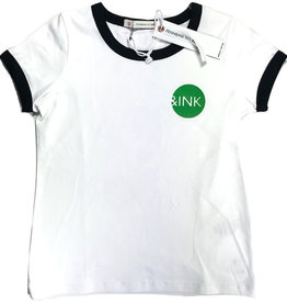 Penn & Ink N.Y. T-shirt Green Logo