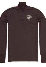 Penn & Ink N.Y. Sweater Grape Size 8