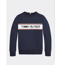 Tommy Hilfiger Intarsia Sweatshirt
