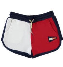 Tommy Hilfiger Girls Colour Block Shorts
