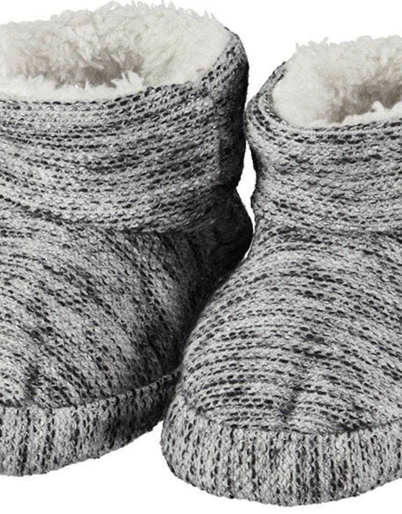 Barts jummy shoes grey size 6-12 mns