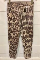 Jacky Luxury Leopard Jogger maat 128