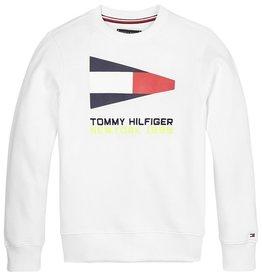 Tommy Hilfiger Sailing Flag Graphic Sweatshirt