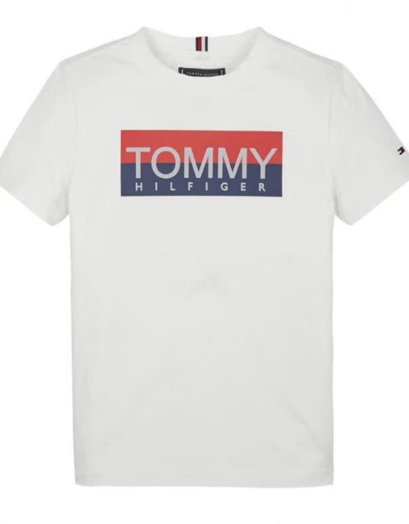 Tommy Hilfiger Reflective Hilfiger Tee