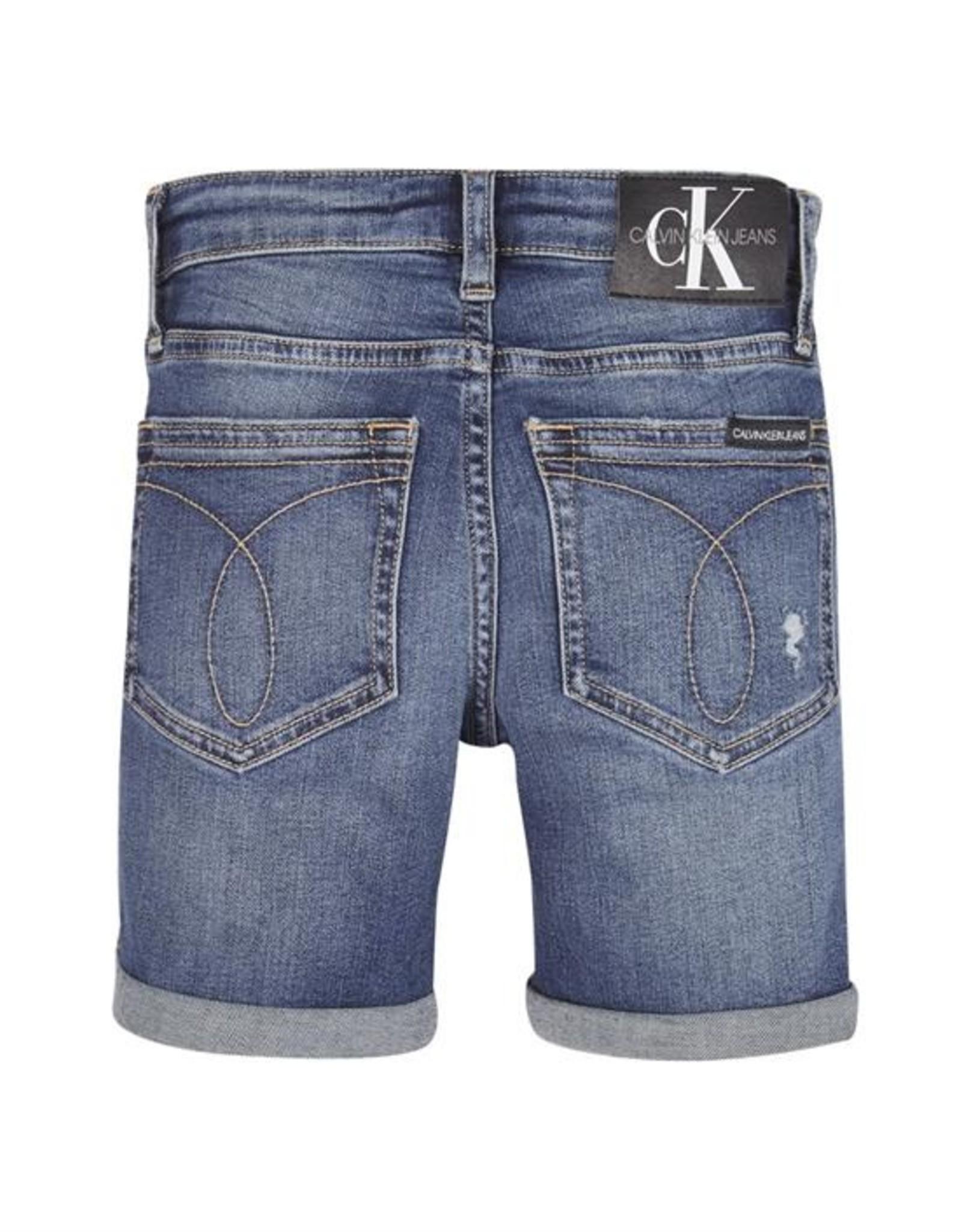 Calvin Klein Slim Short Gleam BL