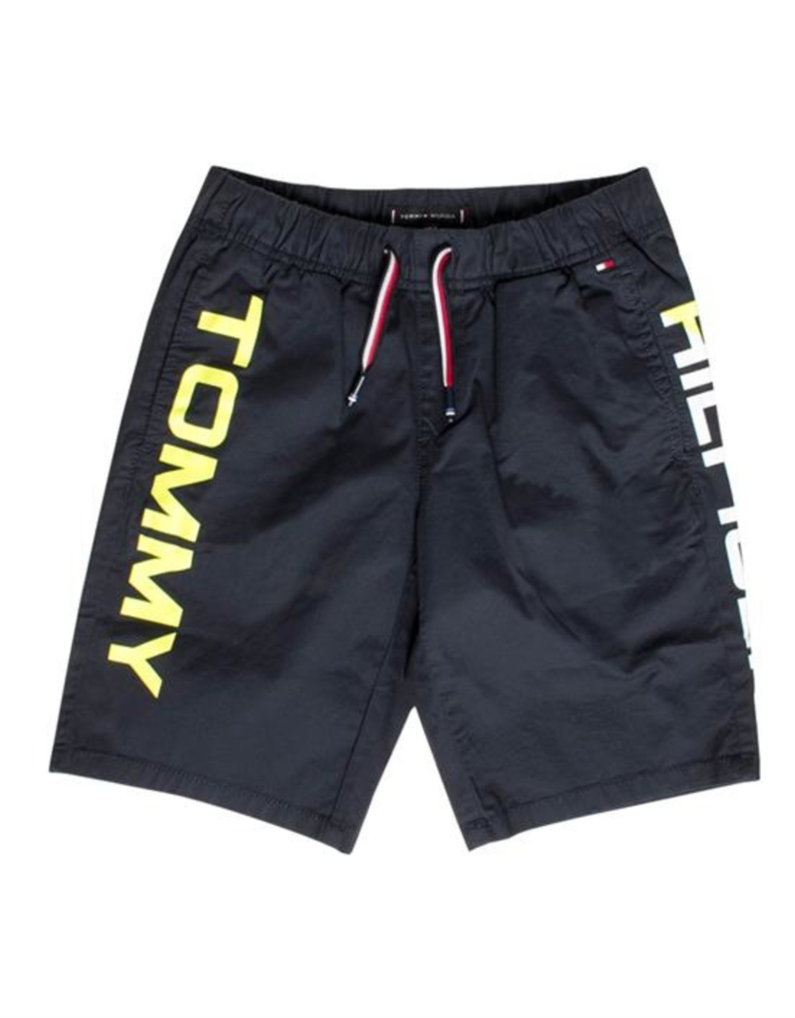 Tommy Hilfiger Pull On Hilfiger Logo Short