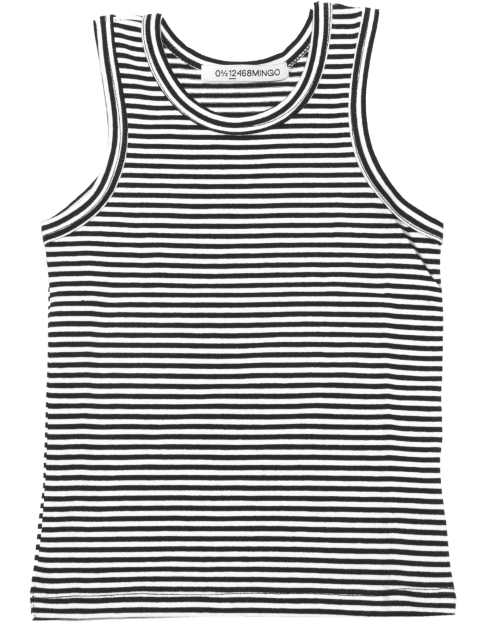 Mingo Singlet Jersey Striped mt 74-80