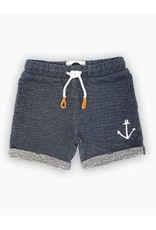 Sproet & Sprout Shorts Navy Anchor mt 62-68