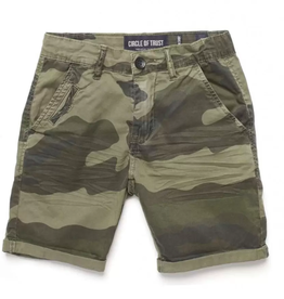 Circle of Trust Boys Devon Short Camo