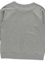 Little 10 Days T-shirt LS Grijs maat 122/128