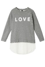 Little 10 Days Sweater Blouse