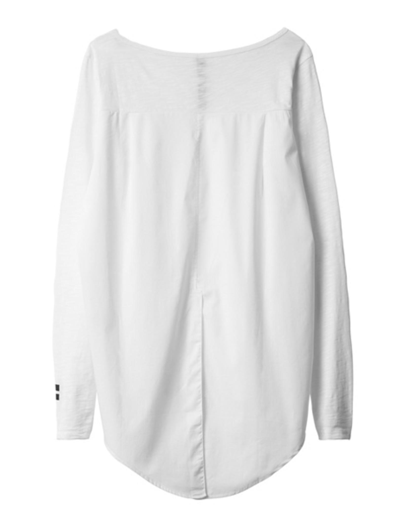 Little 10 Days Smoking Shirt White