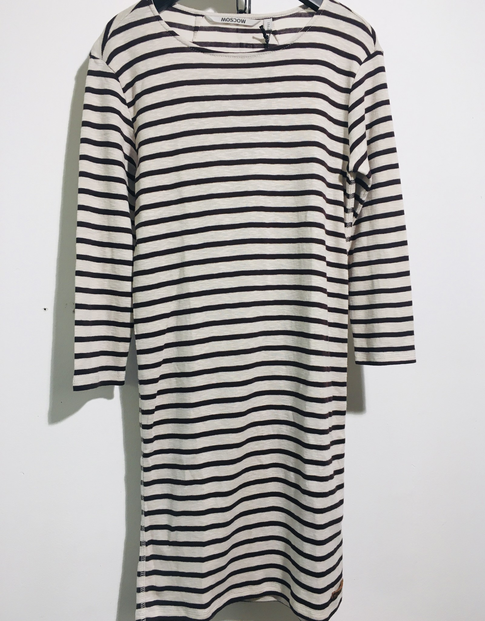 Moscow Dress Striped Cotton Jersey