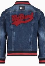 My Brand College Logo Denim Jacket