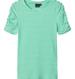 LMTD NlfDallas SS Slim O-Neck Top