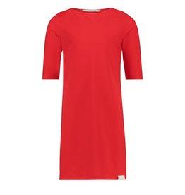 Penn & Ink N.Y. Dress Stripe Oranje mt 8