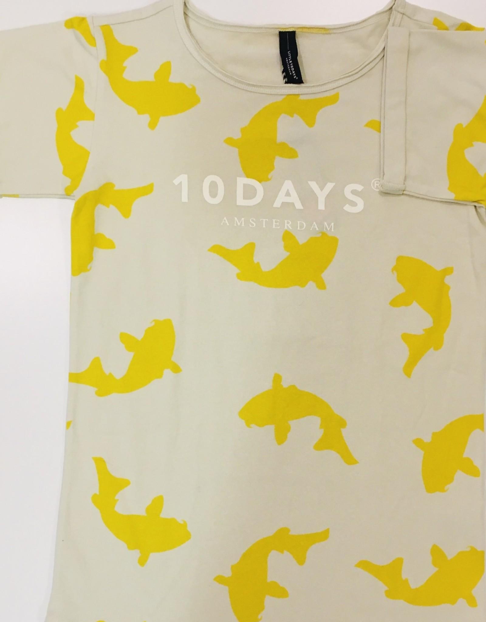 Little 10 Days Shortsleeve Tee Koi Maat 14