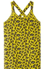 Little 10 Days Yoga Wrapper Leopard
