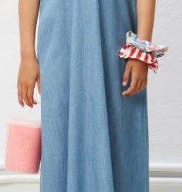 Yporque Denim Large Dress