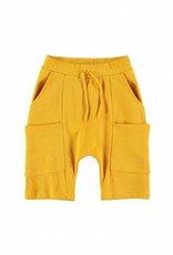 Yporque Sporty Cargo Shorts Yellow mt 8