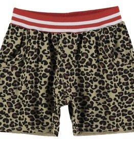 Yporque Yporque Leopard Short