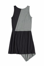 Yporque Yporque Bicolor Dress Melange