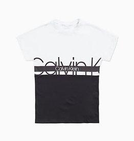Calvin Klein PVH Classic White Tee mt 8-10