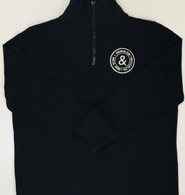 Penn & Ink N.Y. Sweater Black Size 6