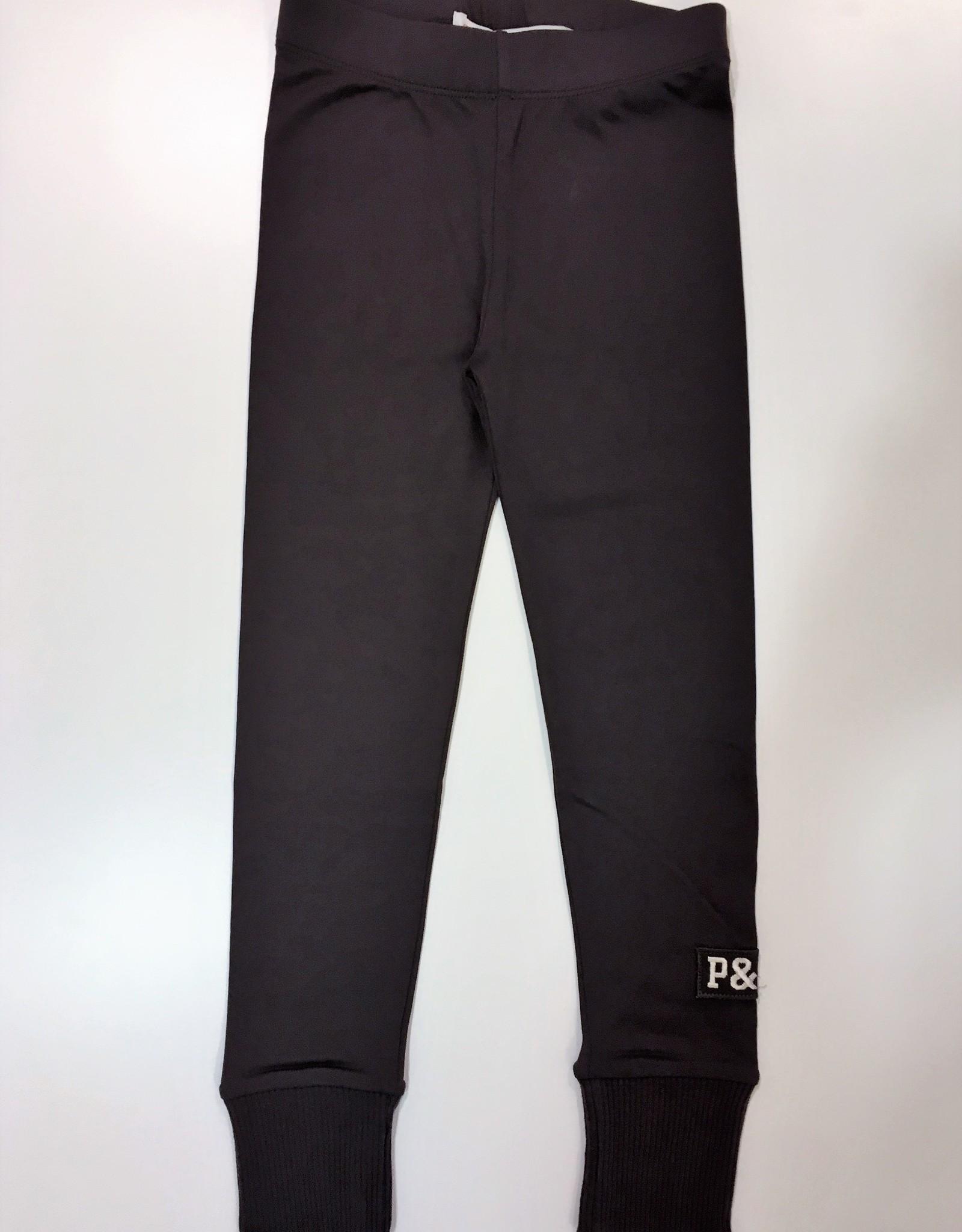 Penn & Ink N.Y. Legging Grape maat 116