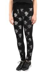 Reinders Velvet Pants Headlogo's True Black