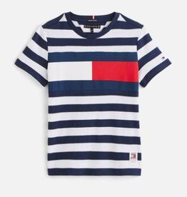 Tommy Hilfiger T-shirt blue stripe